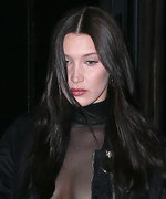 Bella Hadid Is Making a Serious Case for Going Sheer