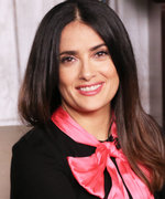 Salma Hayek Had Big Dreams of Going into Space