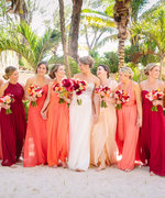 A Single Piece of Coral Inspired This Gorgeous Tulum Wedding