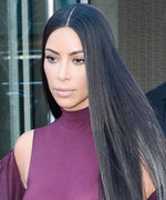 Kim K Frees the Nipple Again—This Time in Head-to-Toe Yeezy