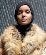 5 Things to Know About Yeezy Model Halima Aden