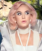 "Katy Perry Debuts ""Chained to the Rhythm"" Music Video"