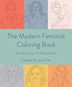 This Adult Coloring Book Features Your Favorite Modern Feminists