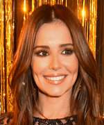 Cheryl Cole's Baby Bump Makes Its Debut in a Charity Campaign