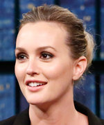 Leighton Meester Has Serious Eyebrow Regrets