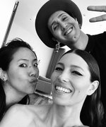See the Stars Get Ready for the Oscars