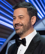 Jimmy Kimmel Tweeted At Trump in the Middle of the Oscars