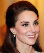Kate Middleton Literally Sparkles in Her Latest Luncheon Look
