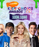"Meet Nickelodeon's 2017 Kids' Choice Awards ""Social Squad"""
