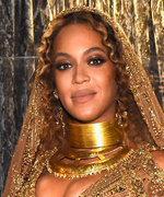 Beyoncé Slays the Maternity Style Game in a Ravishing Red Gown