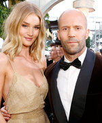Rosie HW and Jason Statham Welcome Their First Child Together