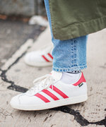 How to Wear Adidas Superstars Like a Celebrity