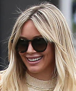 This Is What Hilary Duff Wears to Pick Up Her Dry Cleaning