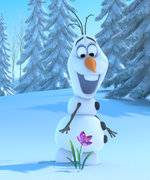 Wait, Did Frozen's Olaf Make a Cameo in Beauty and the Beast?