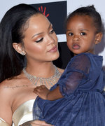 Rihanna's Baby Cousin Is Better at Liquid Liner than You