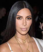 How Kim Kardashian West Handles Transitional Weather on Date Night