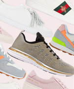 7 Fashionable Busy-Mom-Approved Sneakers