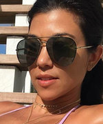 Kourtney Kardashian Swears by This 1-Ingredient Detox