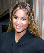 Ciara's Baby Bump Is Major in Adorable New Photos