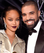 Drake Is Now Sending Love to Ex Rihanna with His Socks