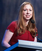 Chelsea Clinton Had the Best Response to a Crack About Her Mom Not Being President