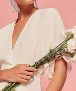 The High Street Wedding Dresses Worth Getting On A Plane For