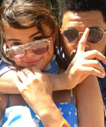 The Weeknd Just Posted the Cutest PDA Pic With Selena Gomez