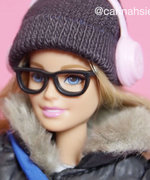 Commuter Barbie Is Here and the Internet Is Losing It
