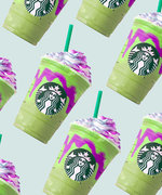 Starbucks Low-Key Dropped a Dragon Frappuccino Along with the Unicorn One