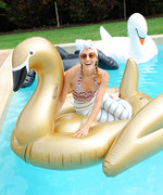 Chic Pool Floats That Will Get You All the Likes on Instagram