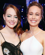 Brie Larson Says Emma Stone and Jennifer Lawrence's Friendship Saved Her Life