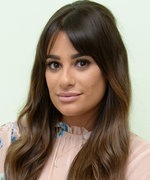 "Lea Michele Says She's ""Never Eaten Fast Food,"" Won't Drink Soda or Eat Candy"