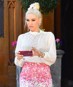 See What Gwen Stefani Wore to Her Sons' First Communion