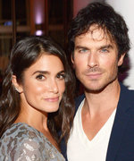 Nikki Reed Says Ian Somerhalder Threw Away Her Birth Control