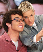 Teen Broke Ellen DeGeneres' Twitter Record, Won His Free Chicken Nuggets