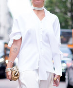 7 White Button Down Shirts With a Twist