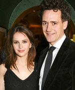 Felicity Jones Is Engaged to Boyfriend Charles Guard
