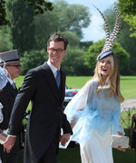 The Best Fascinators at Pippa Middleton's Wedding