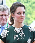 Kate Middleton Wears a Garden Fairy Dress to the Chelsea Flower Show