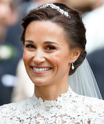 "Pippa Middleton's ""Something Old"" Was a Throwback To Her Sister's Wedding"