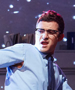 Orlando Bloom Channeling a Geeky Magic Mike with James Corden is Comedic Gold