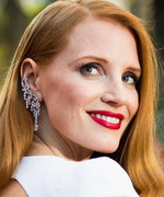 See the A-list Guests at Jessica Chastain's Wedding