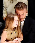 The Beckhams Created Some Sweet Memories at the Museum of Ice Cream