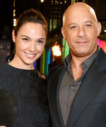TFW Gal Gadot's Daughter Met Vin Diesel's Kids