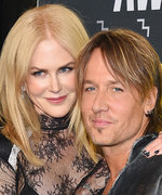 Keith Urban's CMT Music Awards Acceptance Speech Made Nicole Kidman Blush