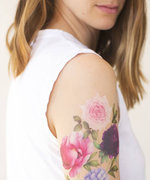 So, Scented Temporary Tattoos Exist