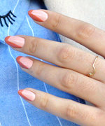 This Crazy-Simple Trick Makes Nail Art Workplace Appropriate in Seconds