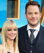 Anna Faris Gifts the World a Sexy Shirtless Photo of Chris Pratt