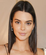 Even Kendall Jenner Is Bringing Side-Swept Bangs Back