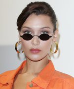 Bella Hadid Works Two Ab-Baring Looks in One Day